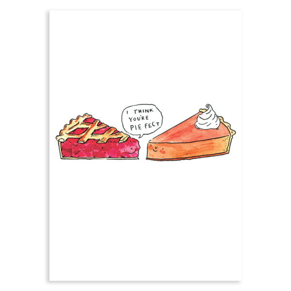 Piefect Card