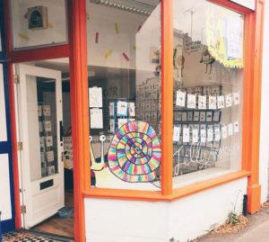 Jelly Armchair Cheltenham Shop