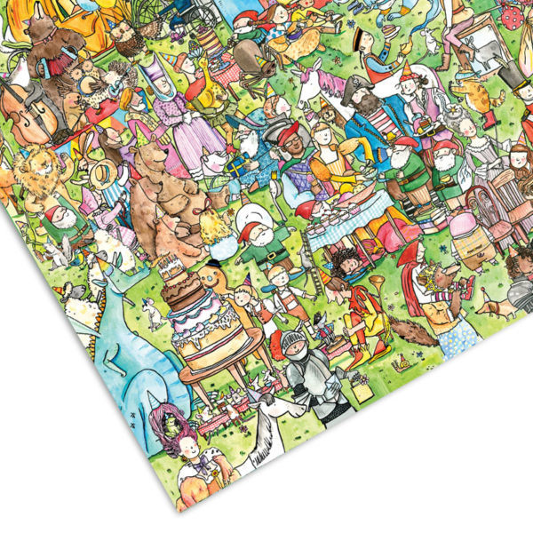 Fairytale Wrapping Paper