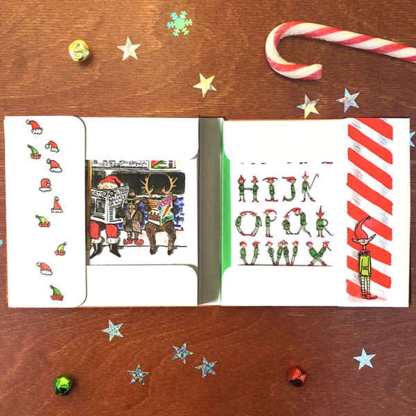 Christmas Card Pack of 8