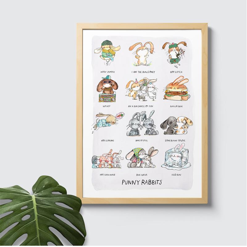 Wall-Art_0015_Print-02-Punny-Rabbits