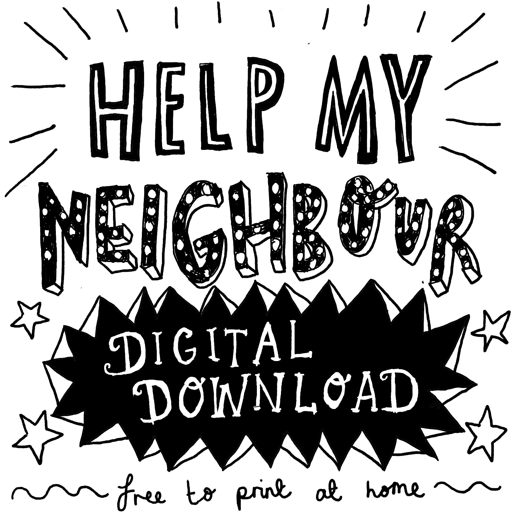 Help-my-neighbour-digital-download-cover-image