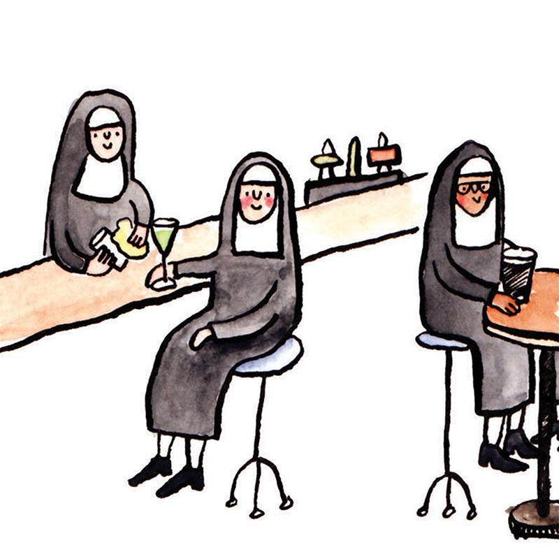 All-Bar-Nun_Funny-Nun-greetings-card_SM39_CU-