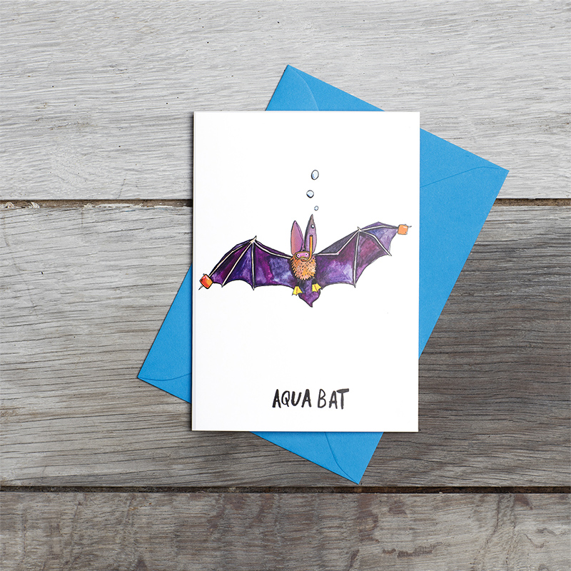 Aqua-Bats_Animal-lovers-will-love-this-bat-pun-greetings-card-_SM16_FLC