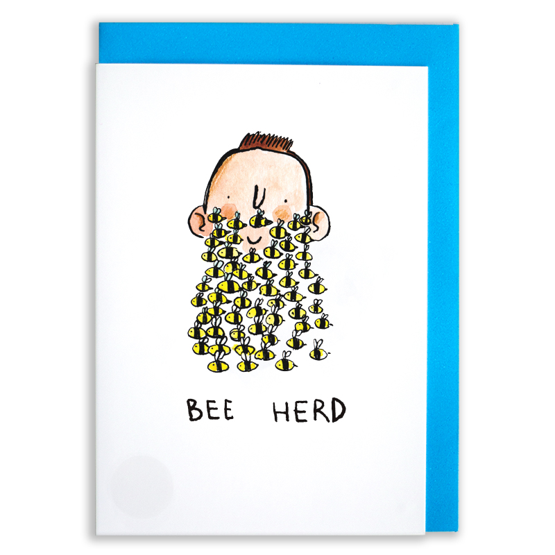 Bee-Herd_-Ideal-greetings-card-for-those-with-a-beard-and-love-of-bees_SM45_WB