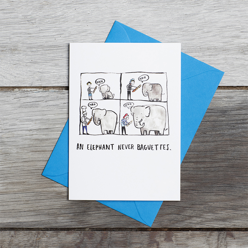 Elephant-never-baguettes_-Greetings-card-for-bread-bakers-and-elephant-lovers_SM19_FLC