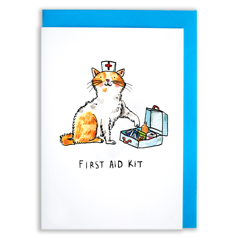 First-Aid-Kit_-Adorable-kitten-greetings-card-for-cat-lovers-and-nurses_SM49_WB