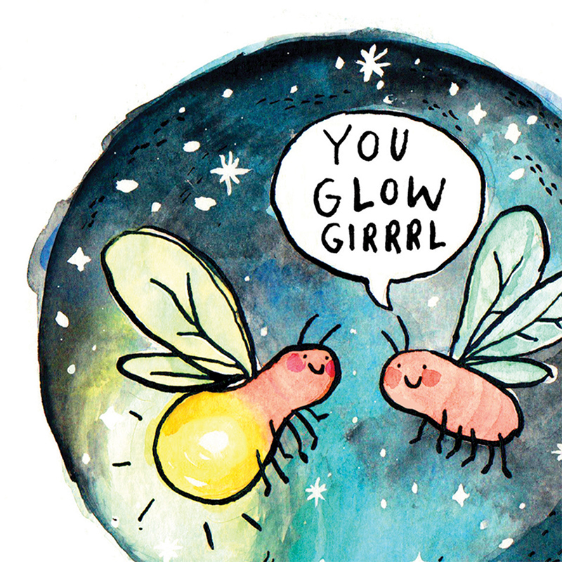 Glow-Girl_-Girl-Power-greetings-card-for-friends-and-sisters_SM30_CU