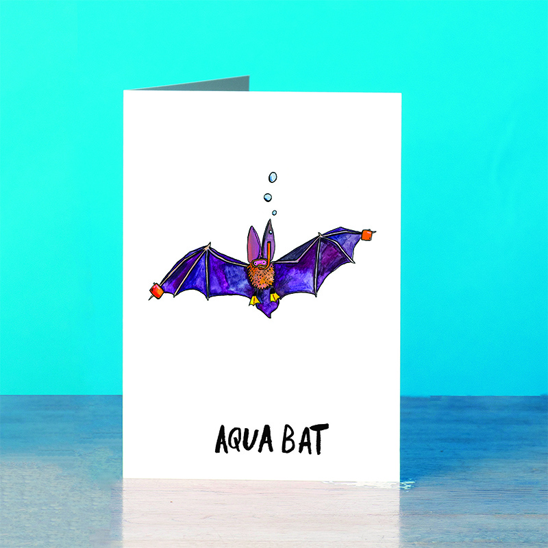 Aqua-Bats_Animal-lovers-will-love-this-bat-pun-greetings-card-_SM16_OT