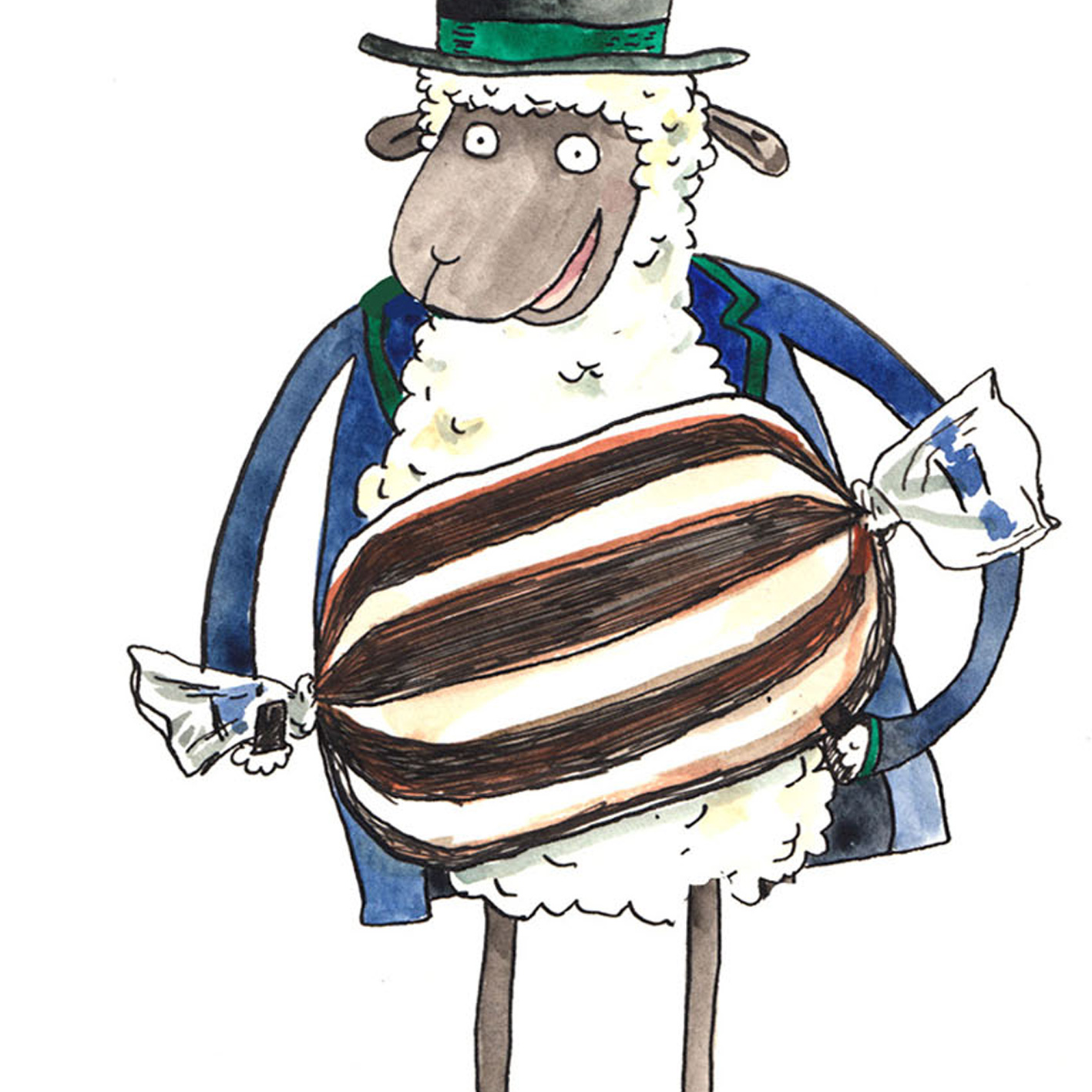 Baaa-Humbug_-Scrooge-themed-Christmas-card-with-sheep-pun_CH12_CU