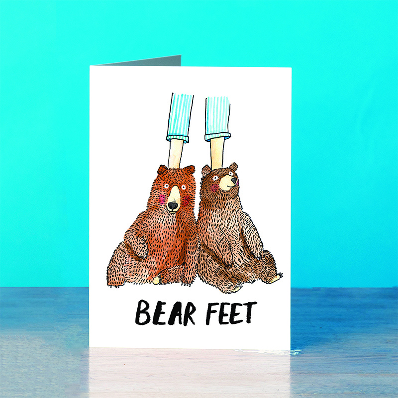 Bear-Feet_Greetings-card-for-those-who-love-nature-and-being-cosy_SM17_OT