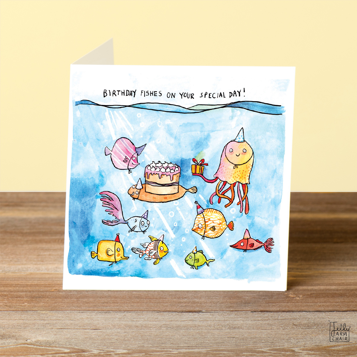 Birthday-Fishes_-Birthday-card-with-fish-based-pun.-Fish-themed-birthday-card_FW10_OT