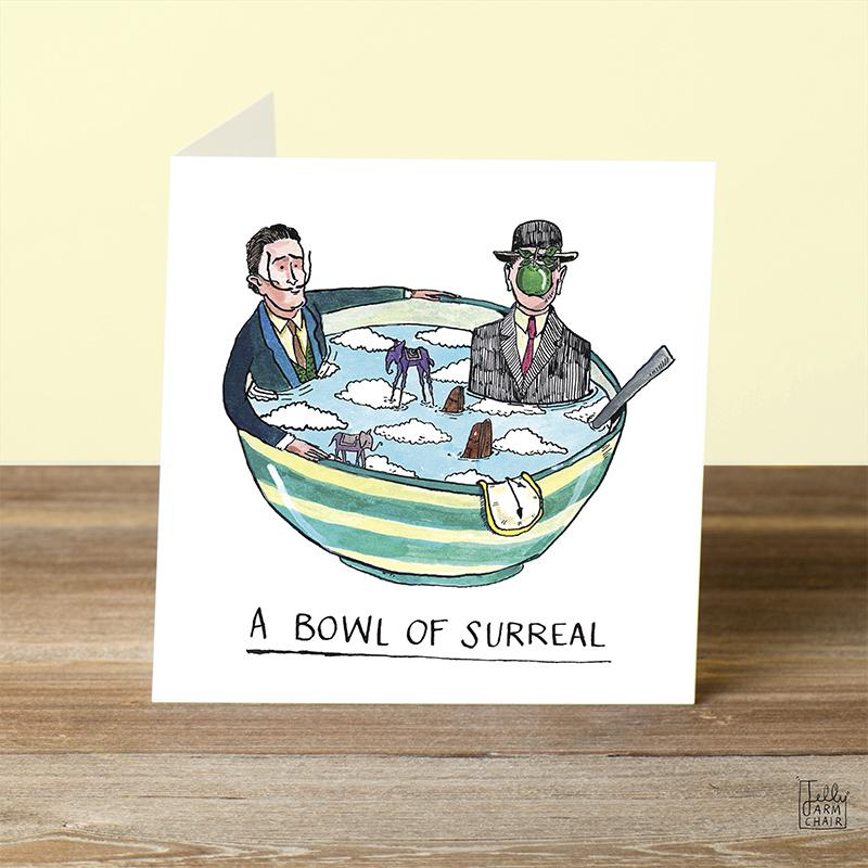 Bowl-Surreal_Surrealism-greetings-card-for-pun-and-art-lovers-or-art-teachers_SA02_OT-