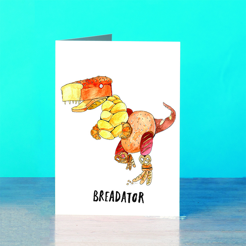 Breadator_For-dino-and-baking-lovers_Greetings-Card_SM12_OT