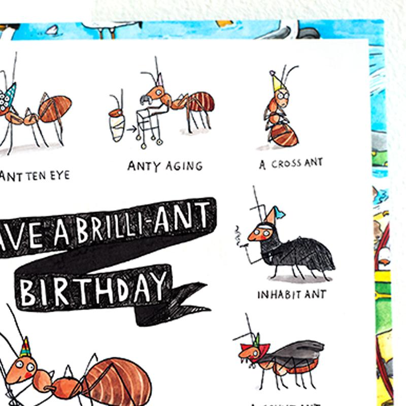 Brilliant-Birthday_-birthday-card-with-fun-ant-pun.-Ant-greetings-card_MP20_CU