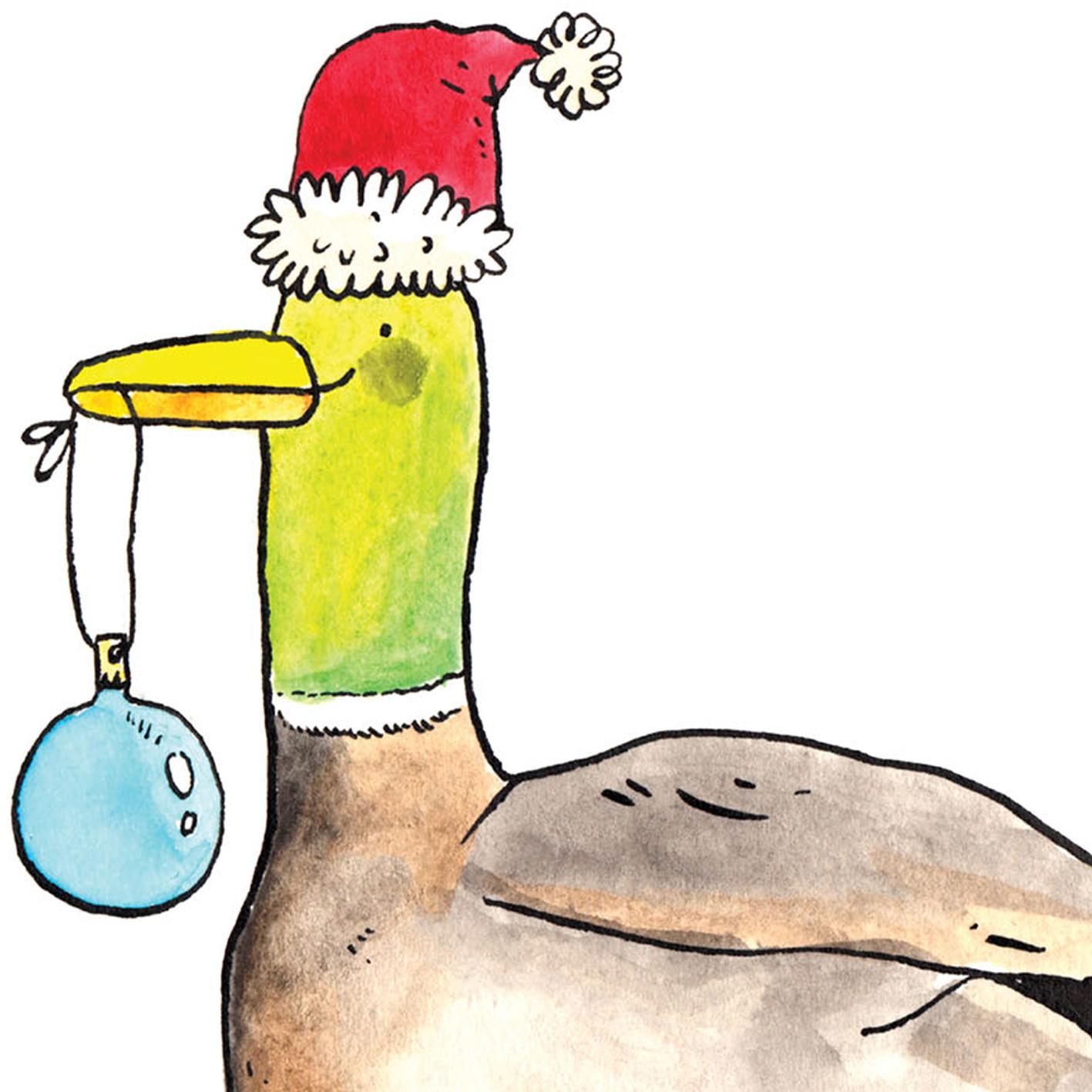 Christmas-Quacker_-Christmas-card-with-duck-pun.-Duck-themed-Christmas-card_CH11_CU