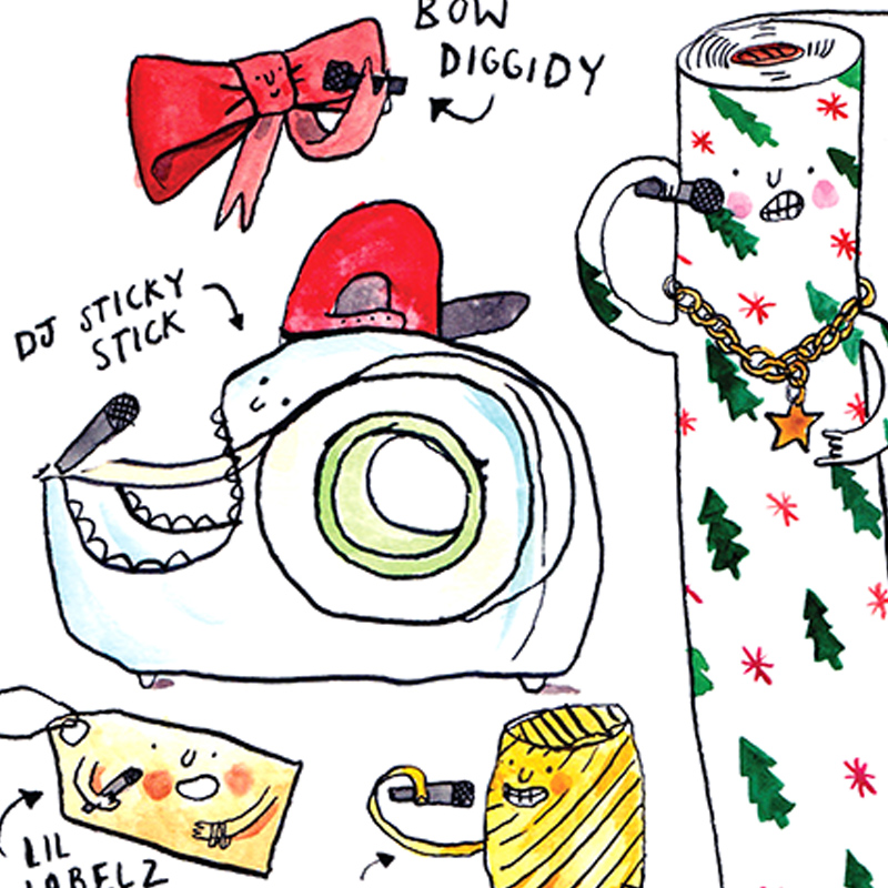 Christmas-Wrapping_Joke-Christmas-card-with-rapping-puns_CA12_CU