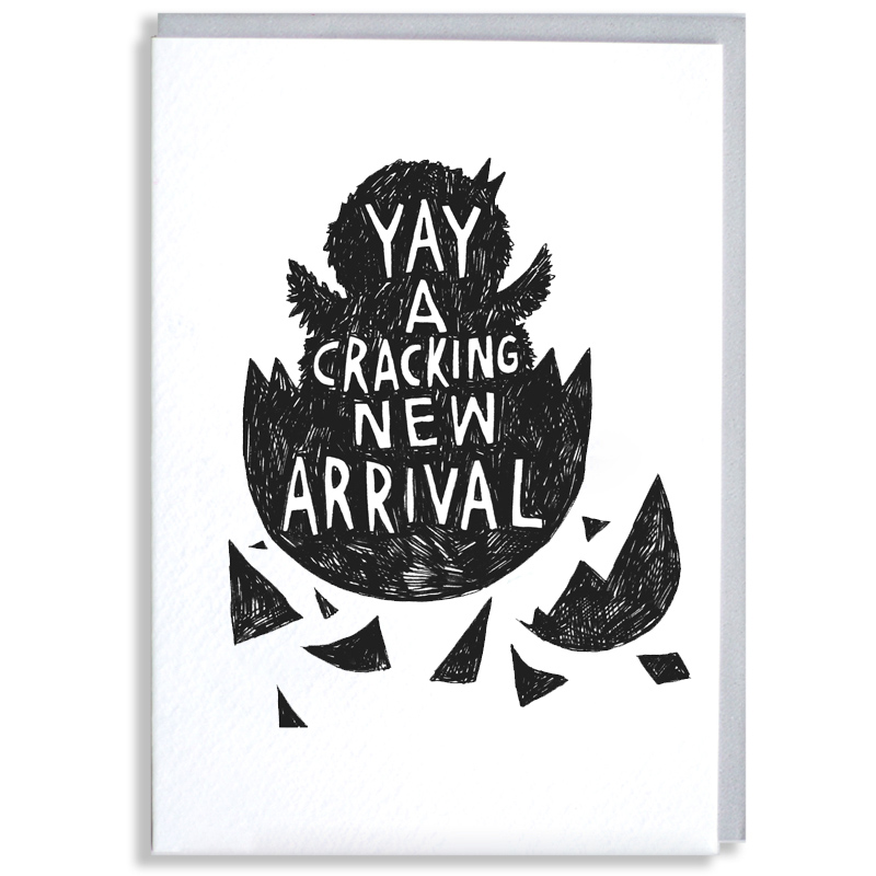 Cracking-New-Arrival_-Cute-new-baby-greeting-card.-Congrats-on-the-new-baby-pun-_BW32_WB