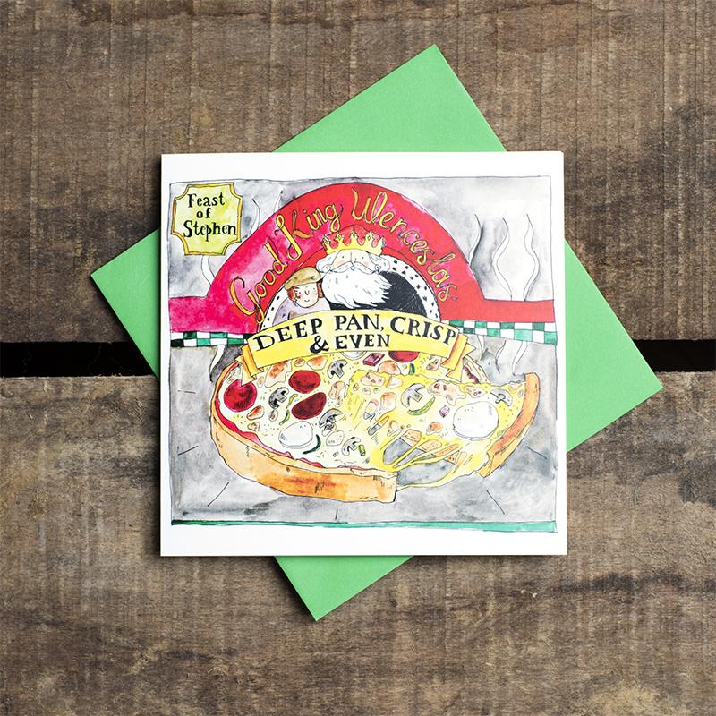 Deep-Pan_Pizza-Christmas-card-with-Christmas-carol-puns_CH09_FLCgreen