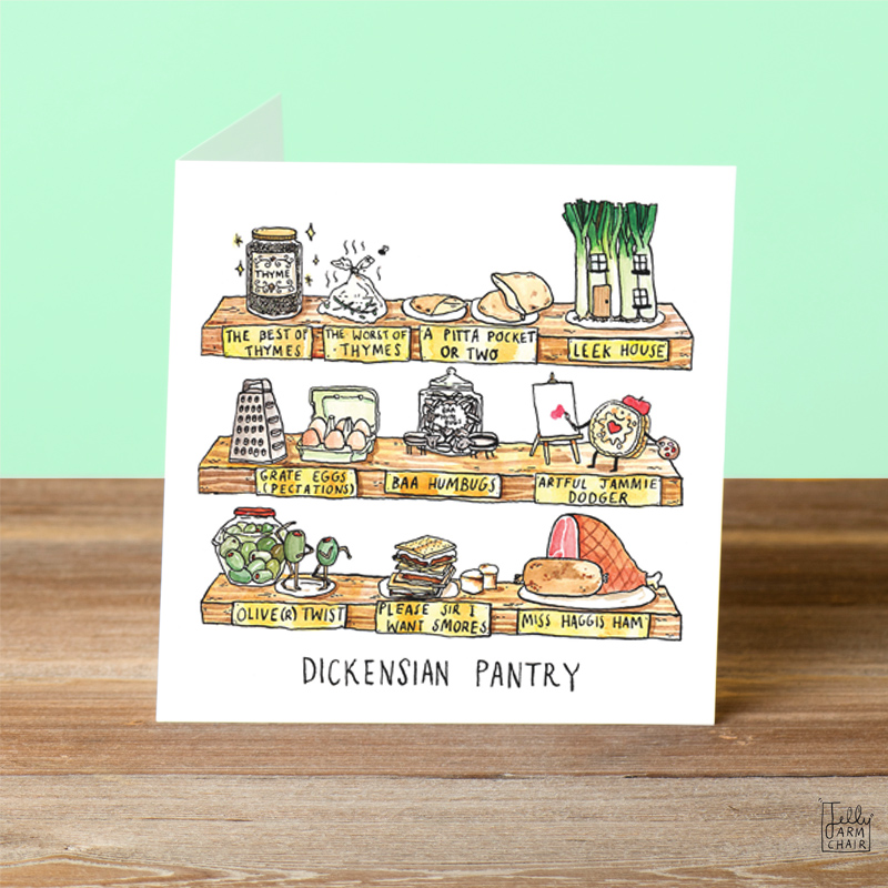 Dickensian-Pantry_-Dickens-themed-greetings-card-for-classic-book-lovers_SL08_OT