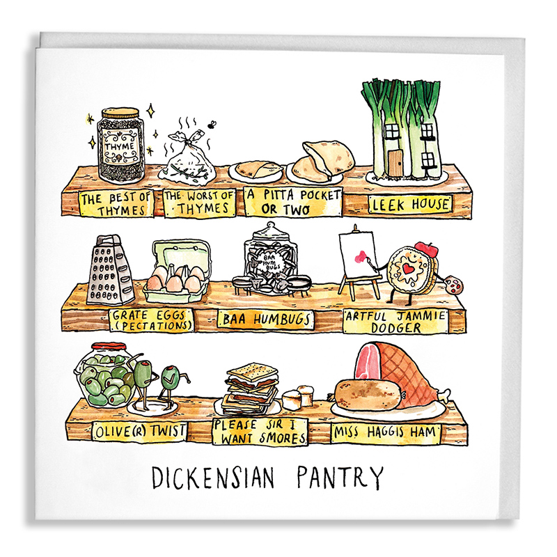 Dickensian-Pantry_-Dickens-themed-greetings-card-for-classic-book-lovers_SL08_WB