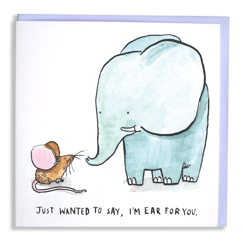 Ear-For-You-Ele_Cute-elephant-greetings-card-with-elephant-pun.-Condolences-card_FN02_WB