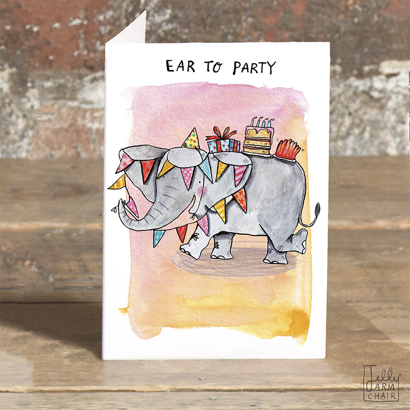 Ear-To-Party_Elephant-pun-greetings-card.-Elephant-tehemed-party-invite-or-birthday-card_POP12_OT