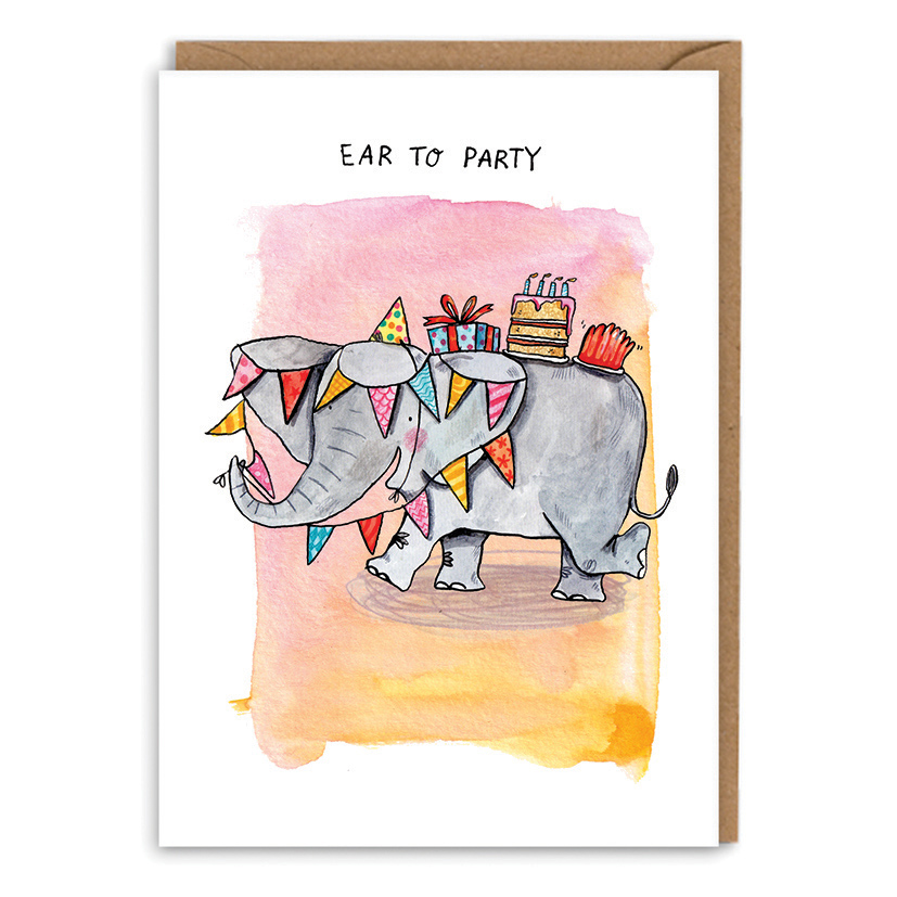 Ear-To-Party_Elephant-pun-greetings-card.-Elephant-tehemed-party-invite-or-birthday-card_POP12_WB