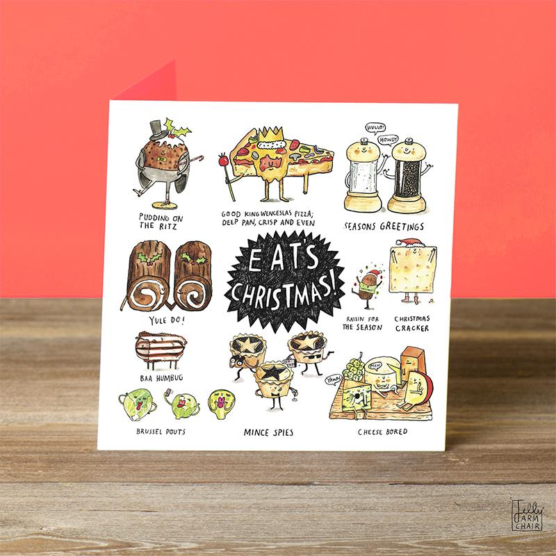 Eats-Christmas_Christmas-card-with-Christmas-feast-and-Christmas-food-puns_CMP06_OT