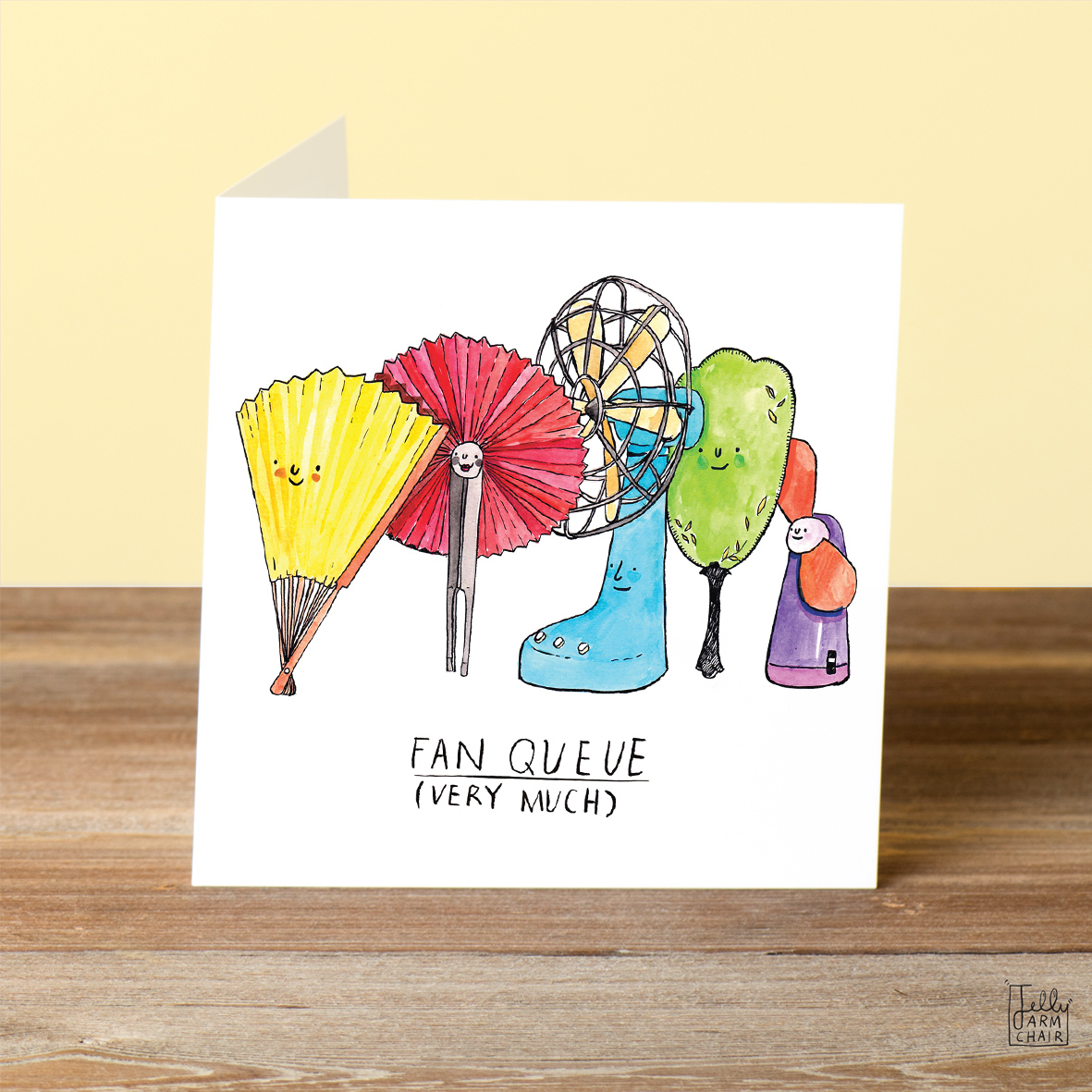 Fan-Queue_Thank-you-greetings-card-with-funny-pun-ideal-for-thank-you-notes_FW06_OT