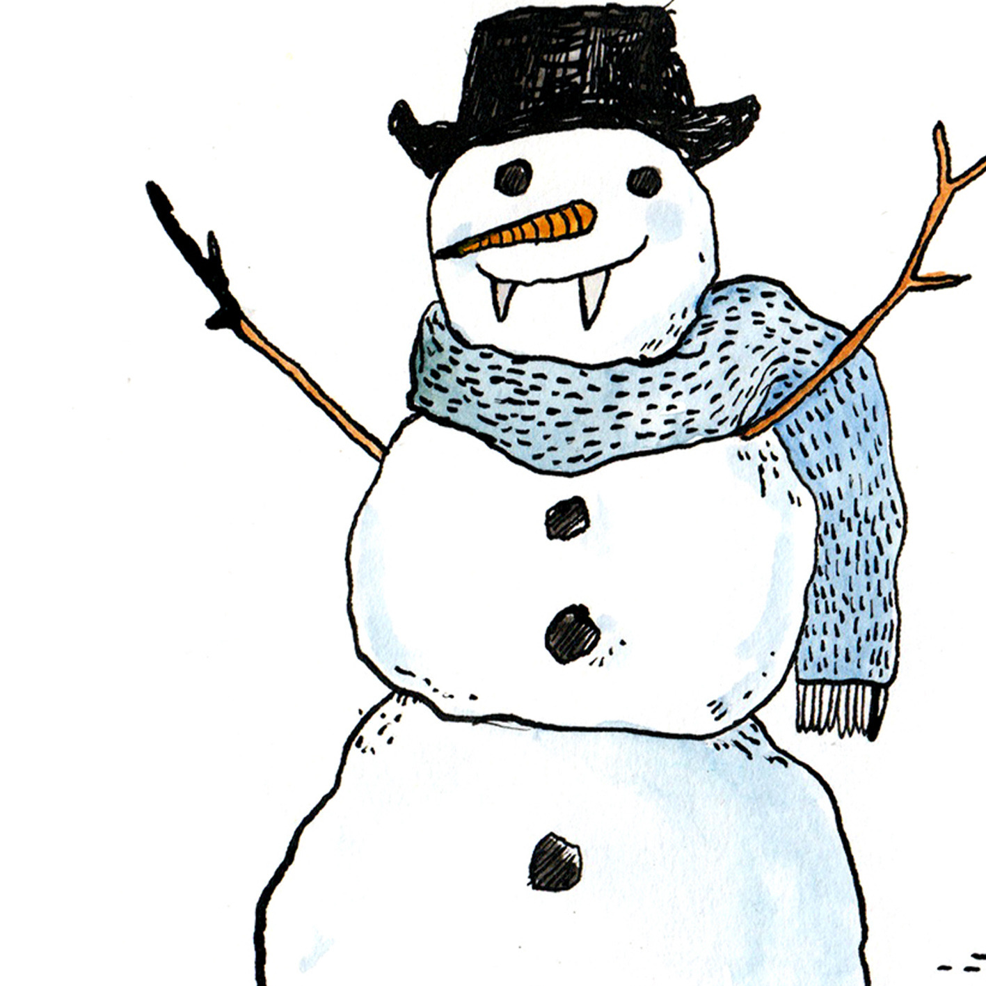 Frost-Bite_-Funny-Snowman-Christmas-card-with-frosty-pun_CH07_WB-1