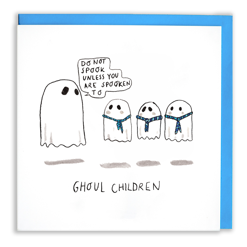 Ghoul-children.-Halloween-greetings-card-with-ghost-pun.-Greeting-cards-for-teachers_HW01_WB