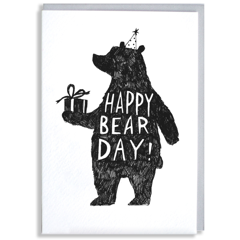 Happy-Bear-Day_-Bear-themed-birthday-card-with-bear-out-for-nature-lovers-and-teddy-bear-owners_BW07_WB