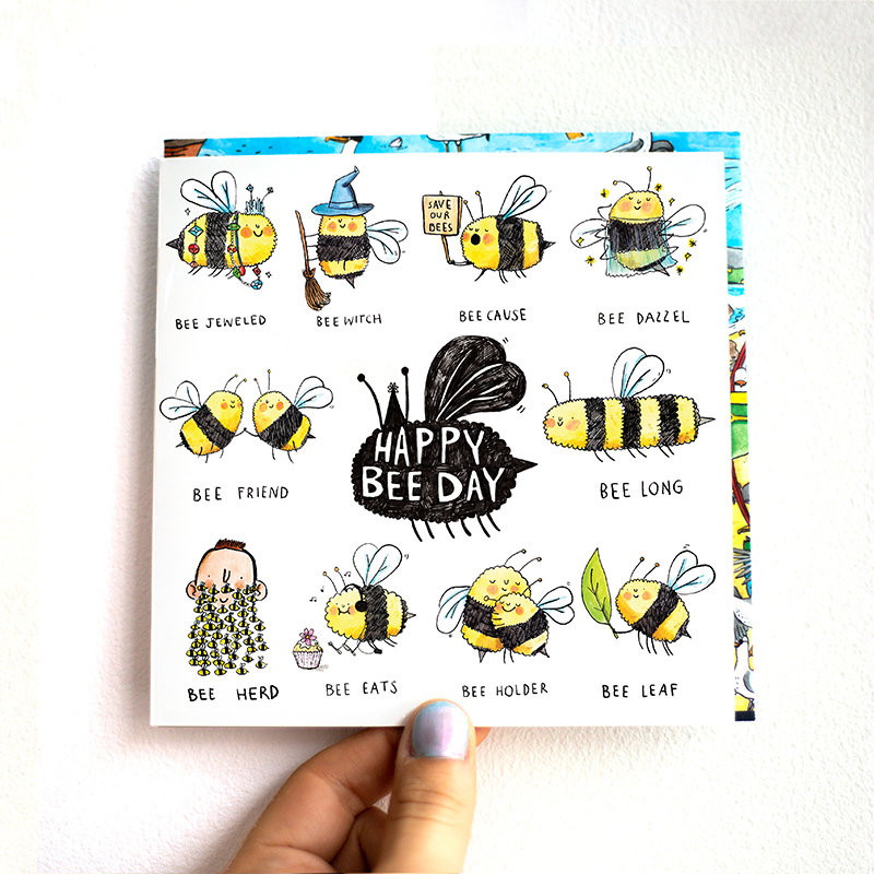 Happy-Bee-Day_-Birthday-Card-with-bee-Puns-for-nature-lovers_MP02_THB-1
