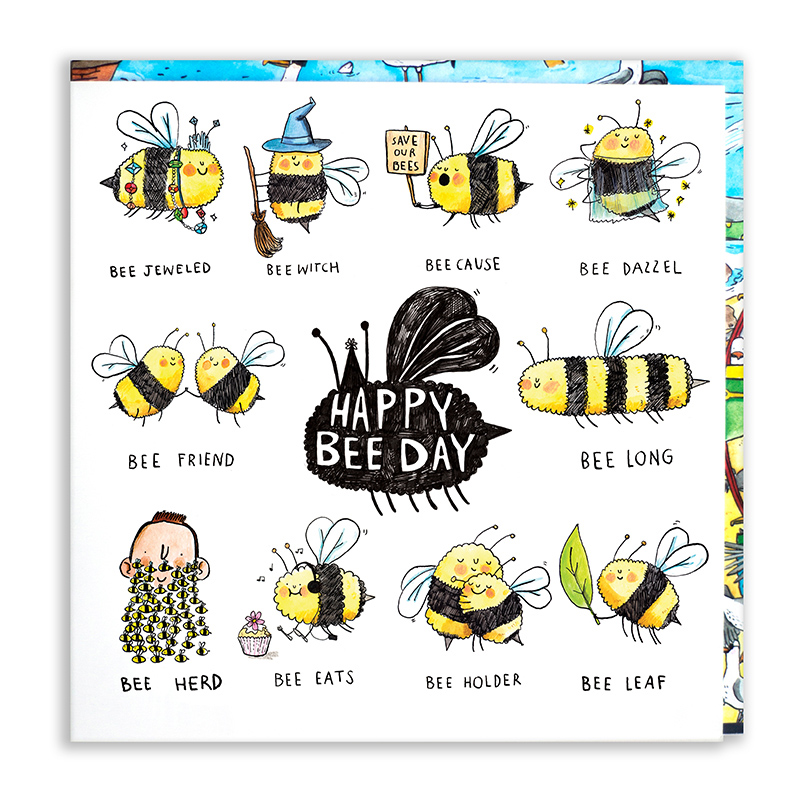 Happy-Bee-Day_-Birthday-Card-with-bee-Puns-for-nature-lovers_MP02_WB