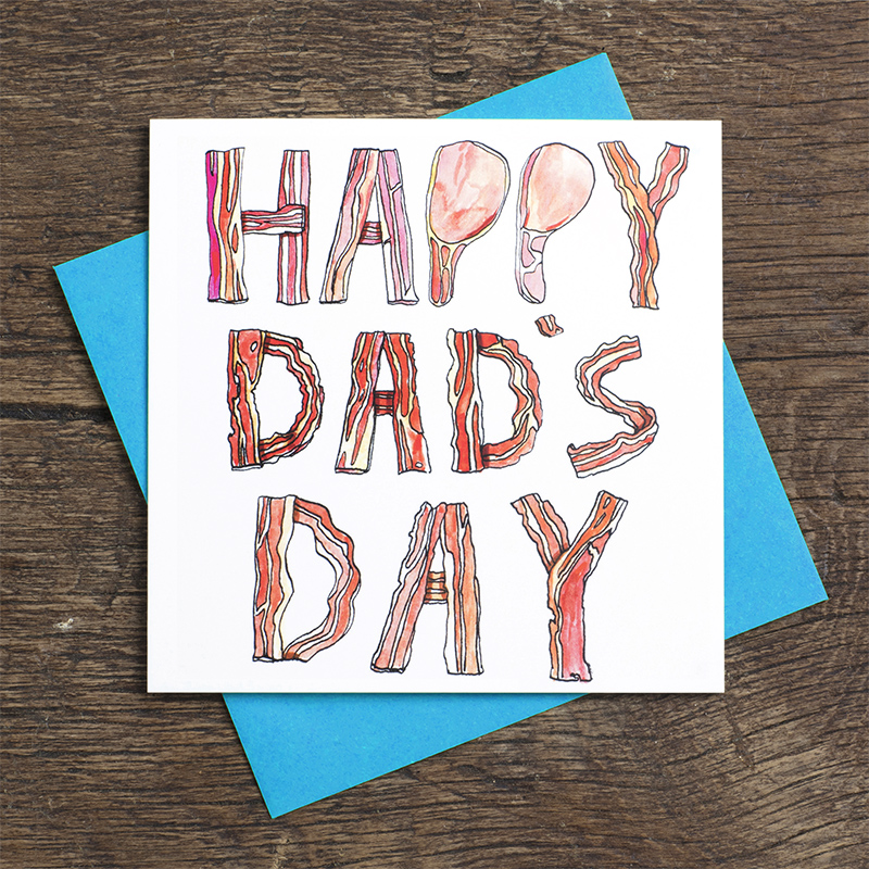 Happy-Dads-Day_-Fathers-Day-Card-for-dads-who-love-bacon_FD03_FLC