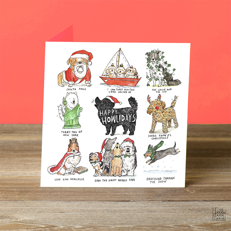 Happy-Howlidays-_Dog-Christmas-card-with-fun-dog-puns.-Christmas-card-for-dog-owners_CMP04_OT