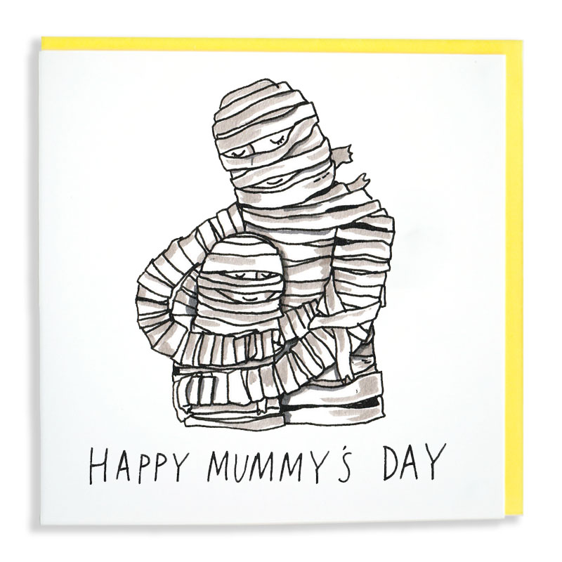 Happy-Mummys-Day_-Mothers-Day-card-with-mummy-pun.-Fun-Mothers-Day-Card_MD06_WB