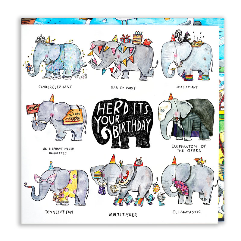 Herd-Its-Your-Birthday-ELE_-Elephant-themed-birthday-card-with-elephant-puns_MP31_WB