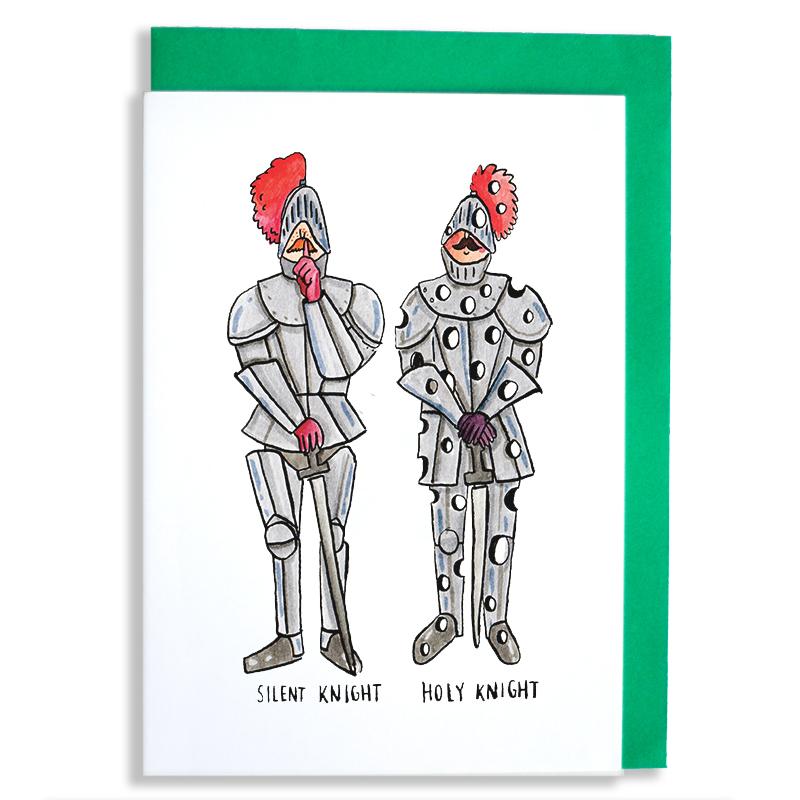 Holy-Knight_-Funny-pun-Christmas-card.-Christmas-Carol-joke-card_CA01_WB