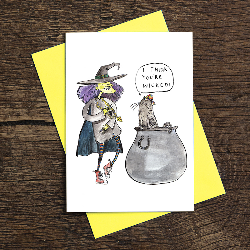 I-Think-Youre-Wicked_Magical-Witch-themed-greeting-card-with-magic-pun_IT11_FLC