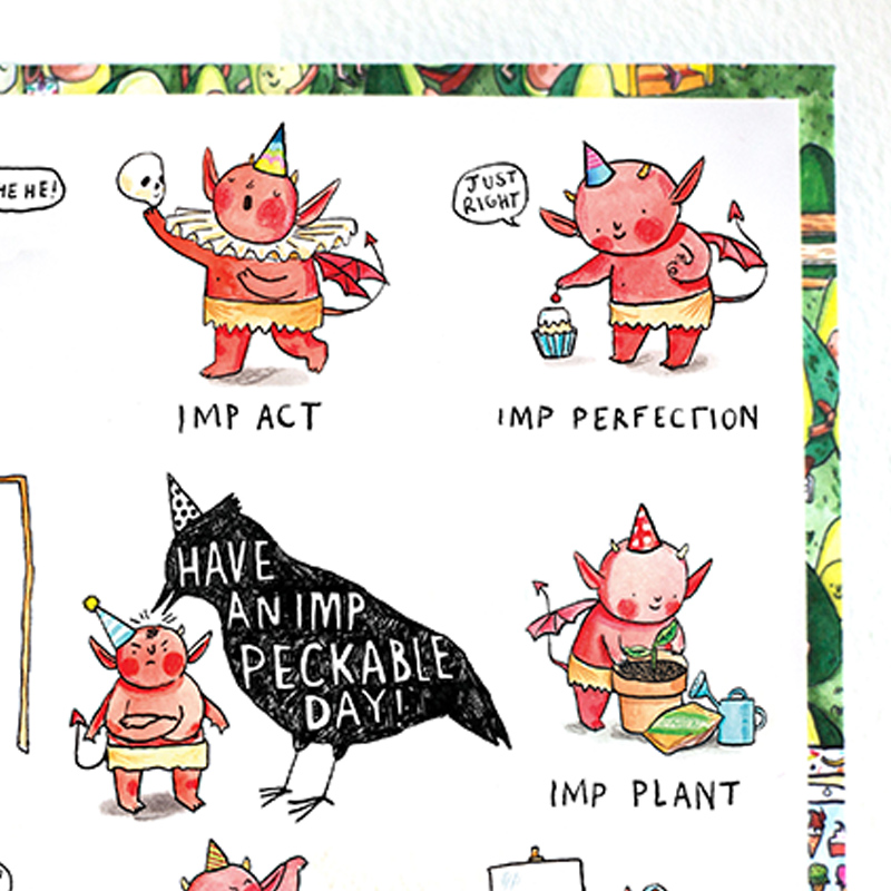 Imp-Peckable-Day_-Greetings-card-with-Imp-puns-for-birthdays_MP11_CU