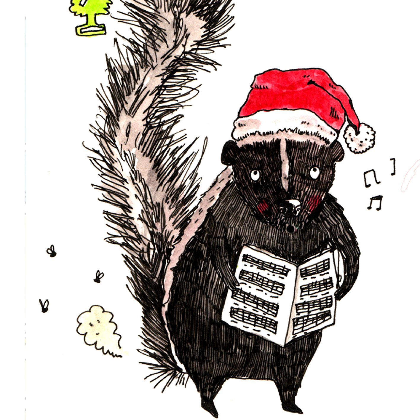 Jingle-Smells_-Skunk-joke-Christmas-card.-Funny-animal-Christmas-card_CH04_CU