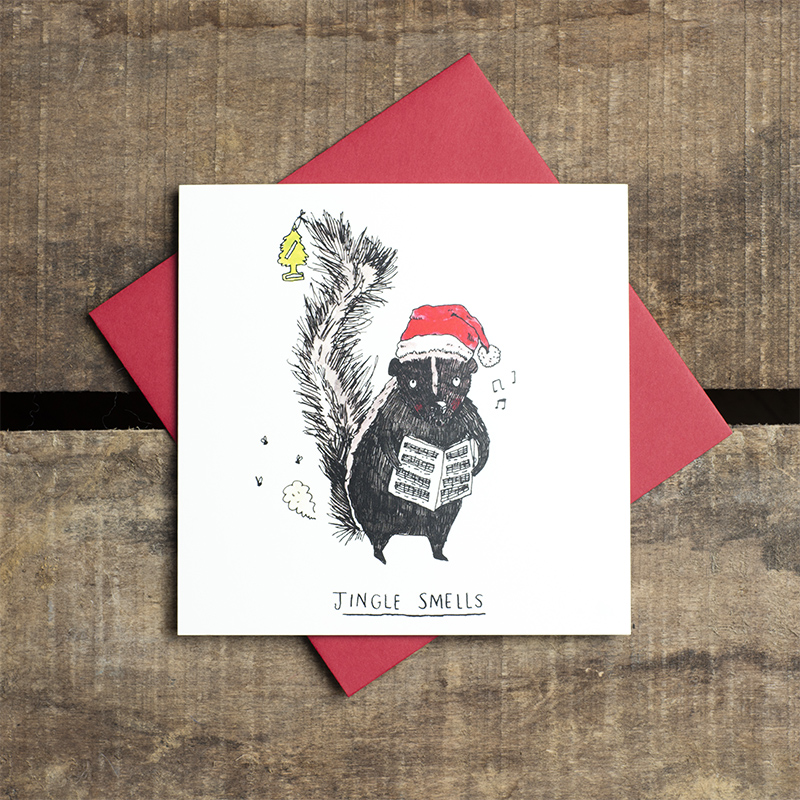 Jingle-Smells_-Skunk-joke-Christmas-card.-Funny-animal-Christmas-card_CH04_FLC