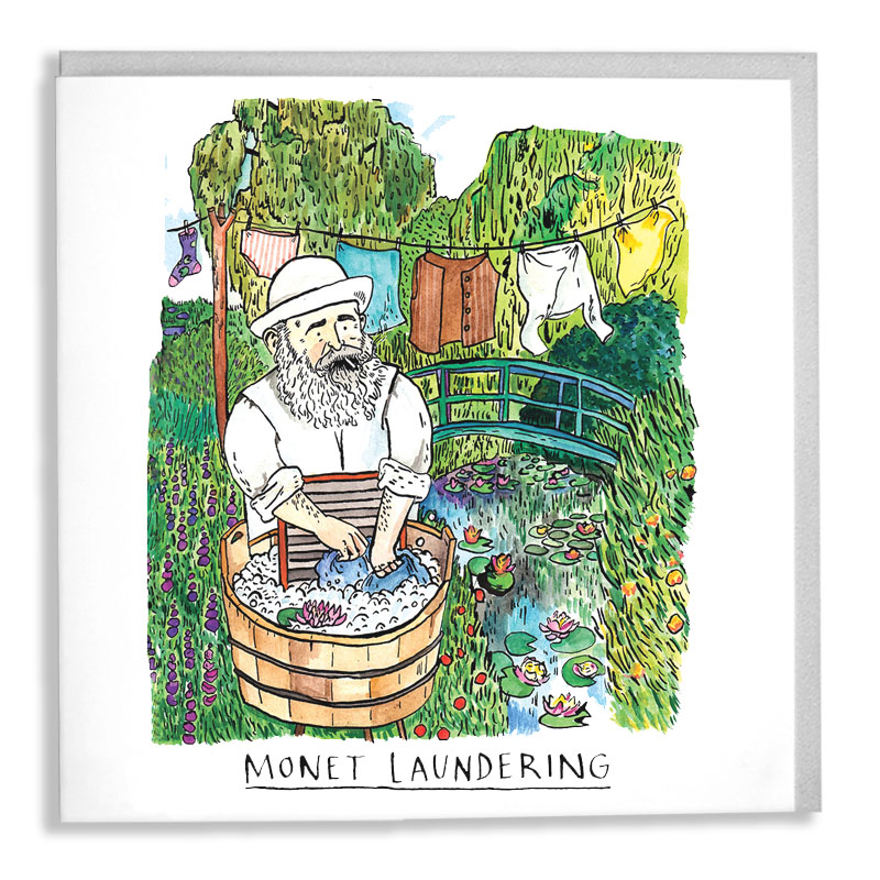 Monet-Laundering_-Claude-Monet-fun-greetings-card-for-art-lovers-and-bankers-alike_SA03_WB