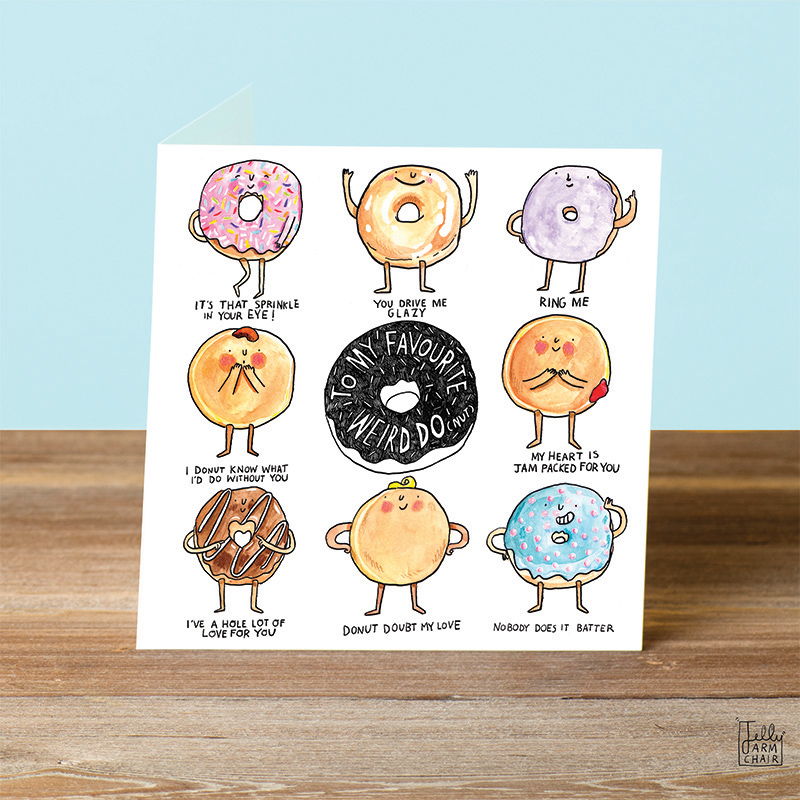 My-Favourite-Weirdonut_Greetings-card-with-doughnut-puns.-Cake-themed-valentines-day-anniversary-card_Mp22_OT-