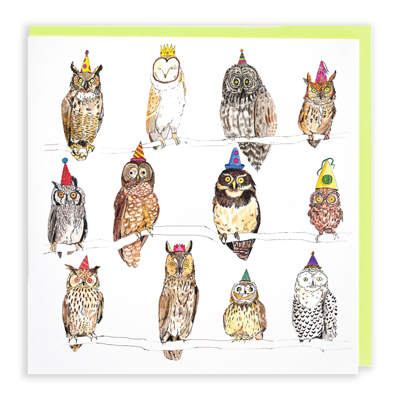 Owls_-Owl-illustration-greetings-card.-Card-for-Birdwatchers_AP01_WB