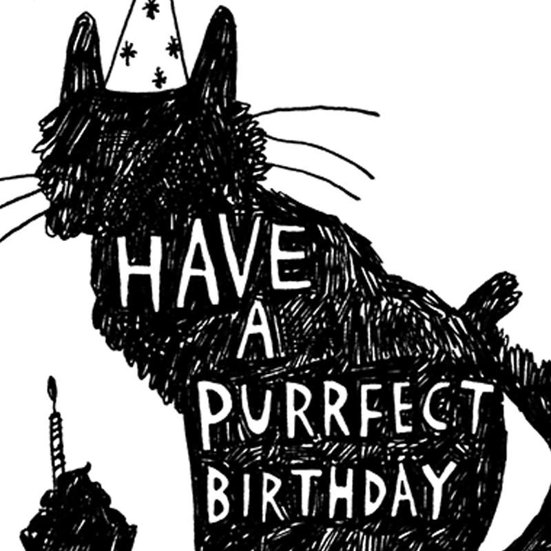 Purfect-Birthday_-Cat-birthday-card-for-cat-lovers-and-cat-owners_BW11_CU-