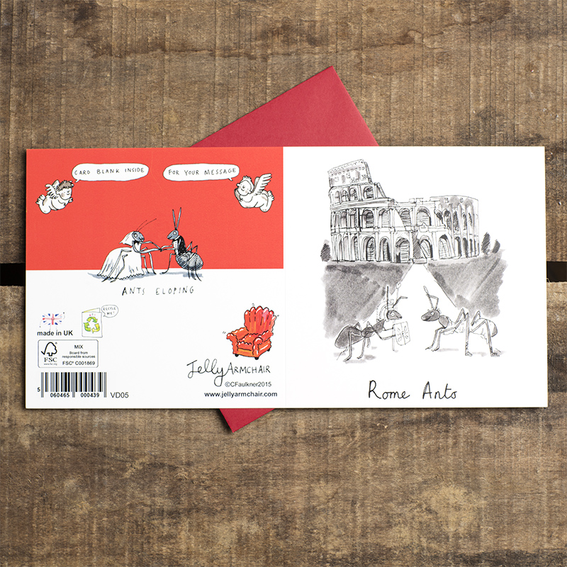 Rome-Ants_Funny-romantic-Valentines-day-or-anniversary-greetings-card-with-ant-and-Italy-based-pun_VD05_FLO