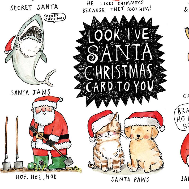 Santa-Christams-Card_-Funny-Santa-Christmas-card-with-Santa-Claus-puns_CMP02_CU